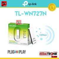 Wifi Receiver/Dongle TP-LINK TL-WN727N 150mbps USB Adapter TPlink 727