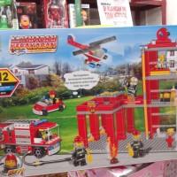 lego yoyo the fire rescue mobil pemadam kebakaran