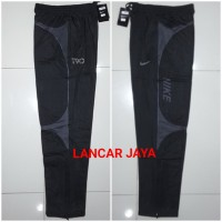 Celana Training Nike Import Panjang Running Gym Jogging