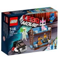 LEGO 70818 - The Lego Movie - Double-Decker Couch HEMAT TERBAIK