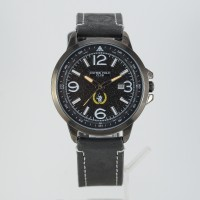 UNITED POLO CLUB G 7102-BK - Jam Tangan Pria - Black