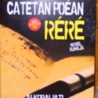 Buku Sunda Carita Budak : CATETAN POEAN RERE