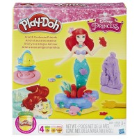 Play Doh Disney Ariel Undersea Friend Featuring Disney Princess