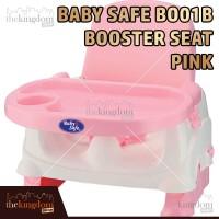 BabySafe BO 01P Kursi Meja Makan Anak Bayi Pink Merah Muda Murah