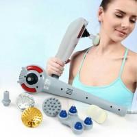 Alat Pijat Kesehatan Tubuh Magic Hand Massager 8in1 Terapi InfraRed