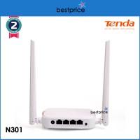 Tenda N301 3 In 1 ROUTER+Access Point+EXTENDER (Penguat Sinyal Wifi)
