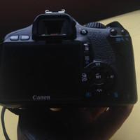 Z HARGA SPESIAL Kamera DSLR Canon EOS 550D Lensa EF-S 18-55mm f/3.5.6