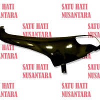 (Scoopy FI) Honda ORI Cover Body Lampu Sen / Depan KANAN - BLACK