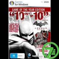 Batman Arkham City - GOTY Edition - game pc