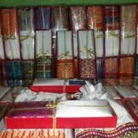 Jual Souvenir pernikahan dompet kemas box Murah