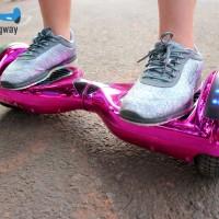 harga Hoverboard Smart Balance Two Wheel 6.5 Inch Segway Unicycle Metalic Tokopedia.com