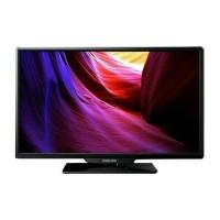 "Philips 32"" LED HD TV - HITAM 32PHA4100"