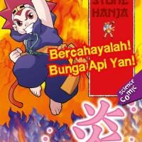 Jual MAGIC STONE HANJA : BERCAHAYALAH! BUNGA API YAN! Murah