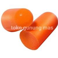 Earplugs/ ear plugs/ sumbat telinga uncorded foam