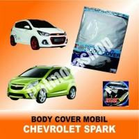 Body Cover (Sarung Penutup) CHEVROLET SPARK Untuk Mobil Kesayangan