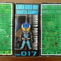 World Collectable FigureWCF Kamen Rider OOO Sagozo Shauta Burakawani