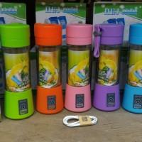 Jual Jual Juicer Blender Portable & Rechargeable Blender Usb Port Murah