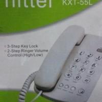 Telepon Rumah Hittel/ Telepon Rumah Kabel KXT-55 L