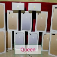 (TERMURAH) READY Iphone 7 128 GB Gold / Silver Ready New cicilan 0%