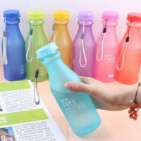 Jual Botol Minum BPA Free 550ml soda bottle Doff Anti Tumpah Murah