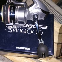 Shimano Saragosa 10000 sw