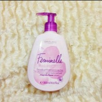 SALE ORIFLAME SWEDEN FEMINELLE GENTLE INTIMATE WASH NATURALLY PH BALAN