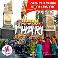 Open Trip Purwakarta 1 Hari (11 November 2017)