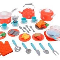 Perlengkapan Dapur Mainan - ELC Kitchen Set (ORI)