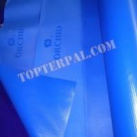 Terpaulin PVC Semi Karet - Terpal Paling Tebal - Tarpaulin Murah