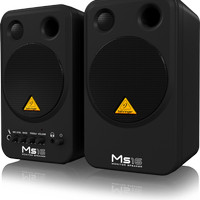 BEHRINGER MS 16 SPEAKER MONITOR STUDIO ( ORIGINAL )
