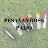 5000 Clear Botol Chubby Gorilla 60ML Termurah Pesanan Boss Paijo (1)