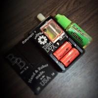 Mod Vaporizer Billet Box Clone Rev 3 a Personal Vaporizer Rokok Elekt
