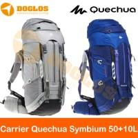 Carrier Quechua Symbium Access 50+10l Backpack tas gunung keril hiking