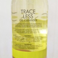traceless oil cleanser wajah emina cosmetics pembersih wajah n makeup