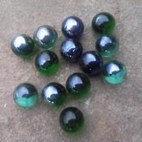 Jual Murah Mainan Kelereng/Gundu Klasik Corak Cristal Size Besar Murah