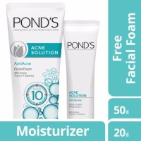 Pond's Acne Solution Buy 1 Get 1 Promo Pack