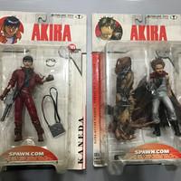 McFarlane AKIRA 2 figure set Kaneda & Tetsuo action figure
