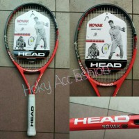 Raket Tenis HEAD NOVAK 25 JR / tenis Head junior Djokovic 25-ORIGINAL