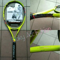 RAKET TENIS / TENNIS HEAD MX SPARK ELITE YELLOW (265g) - ORIGINAL