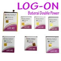 Battery / baterai / batre Lenovo P780 Double Power