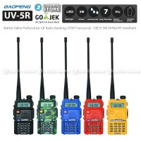 "Baofeng Walkie Talkie HT (Handy Talkie) UV5R/UV-5R 1.5"" LCD 5W 128-CH"