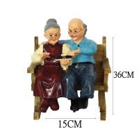 PAJANGAN KAKEK & NENEK SEPASANG 52 (800118436)