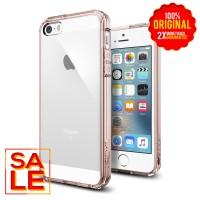 Spigen Ultra Hybrid for iPhone 5S/SE - Rose Crystal