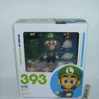 Jual Luigi Super Mario Bros Nendoroid 393 Action Figure Murah