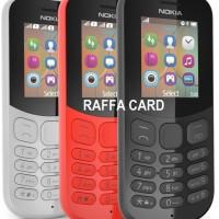 Nokia 130 Dual SIM New 2017 Garansi Resmi