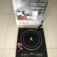 KOMPOR HALOGEN ( infrared induction cooker ) Pelengkap GAS