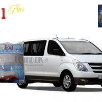 Cover mobil / Bodycover / sarung mobil Hyundai H1
