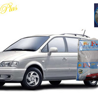 Cover mobil / Bodycover / sarung mobil Hyundai Trajet