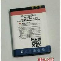 Murah banget.. Super One S1 BL-5BT Battery Nokia 2600C- 2630 Baterai B