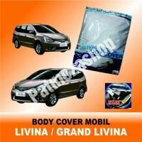 Body cover (Sarung Penutup) LIVINA / GRAND LIVINA utk Mobil Kesayangan